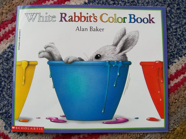 white-rabbit's-color-book